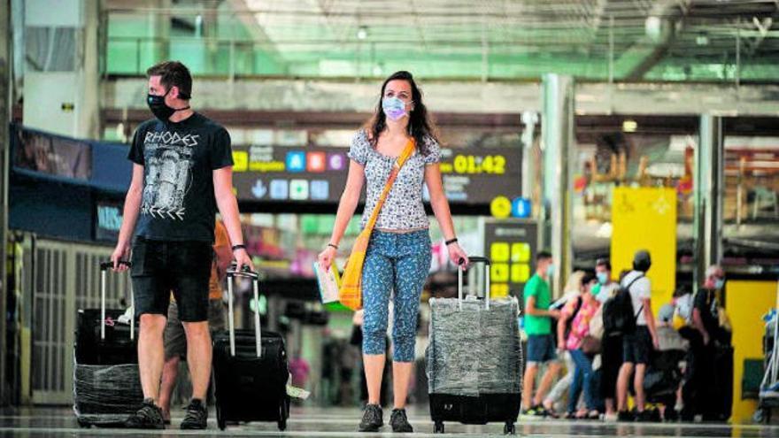 La debacle turística se traduce en pérdidas de 7.230 millones de euros
