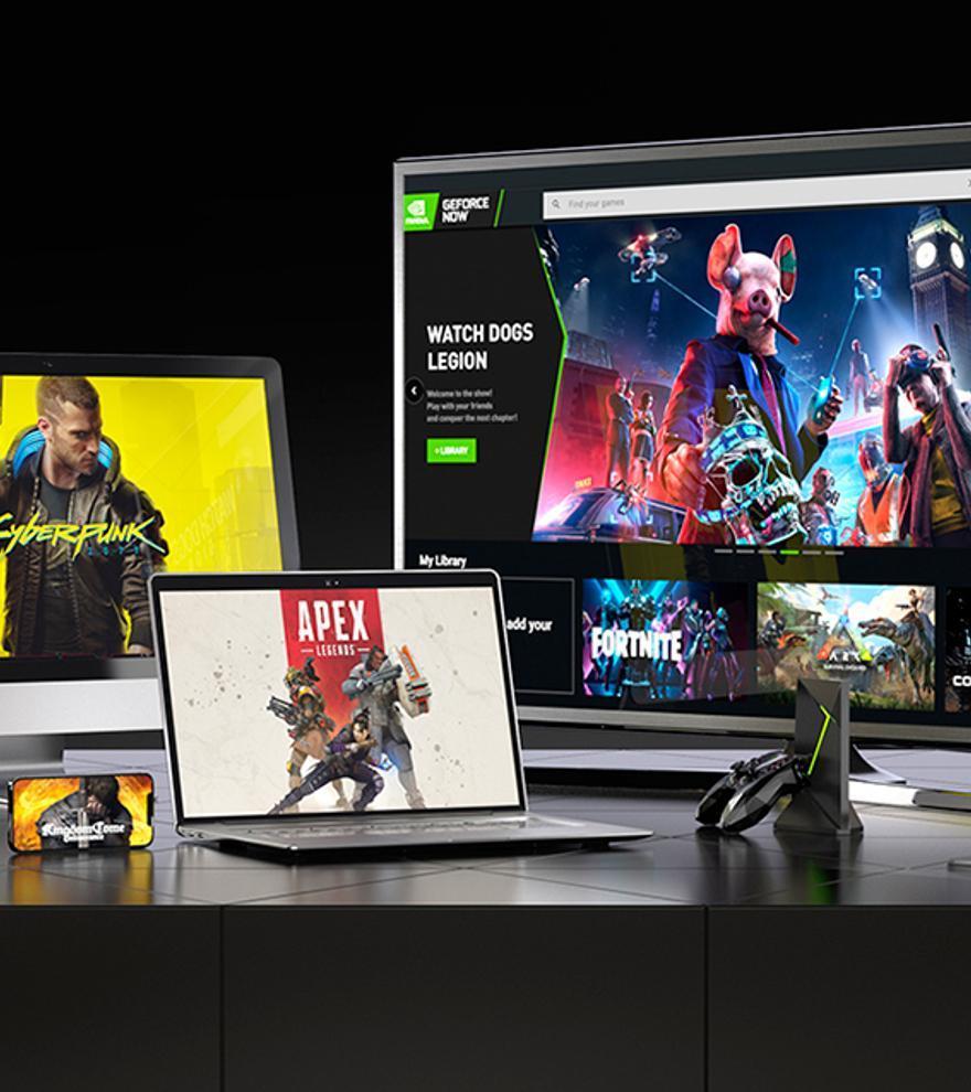 GeForce Now: El juego de nueva generación se abre camino en la nube
