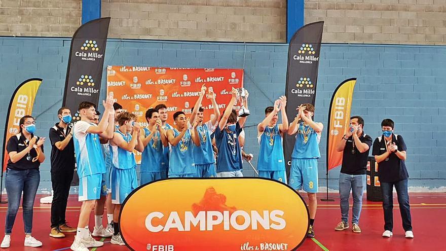 La Salle y Alcázar, campeones de Balears júnior