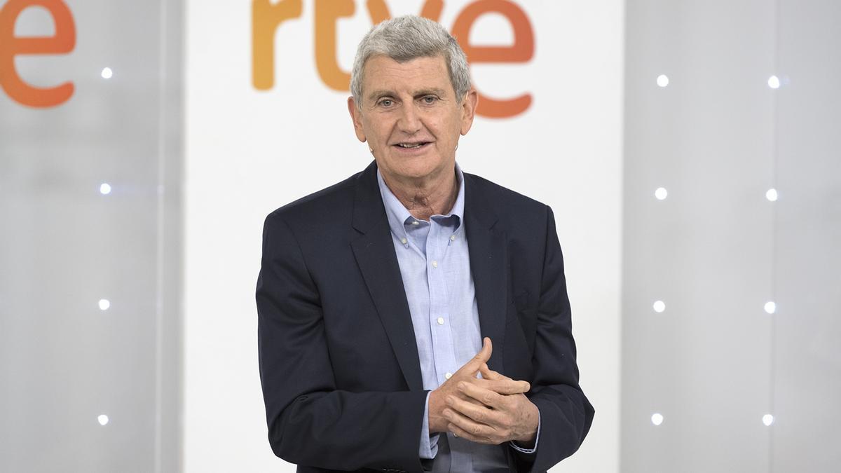 The president of RTVE, José Manuel Pérez Tornero.