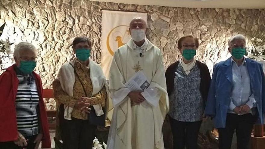 Las dominicas se marchan de San Fernando tras cuatro años dedicadas a la comunidad