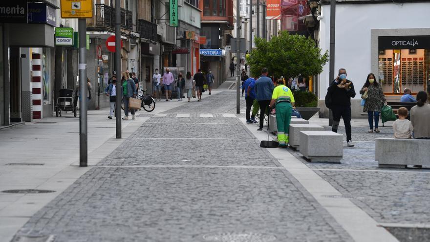 Restricciones en Galicia | Ordes y Monforte de Lemos, únicos concellos en nivel máximo
