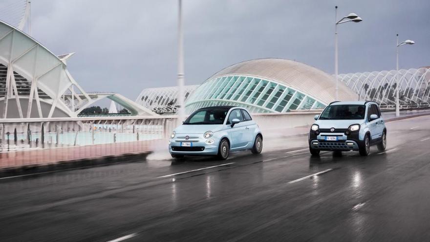 Automóviles Nemesio ofrece los nuevos Fiat 500 y Panda Hybrid con una financiación excepcional