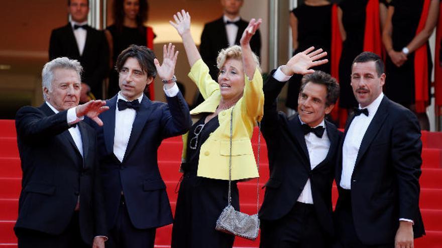 Hollywood se  pasea por Cannes