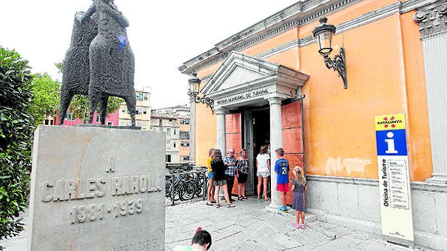 Les pernoctacions als allotjaments turístics de Girona pugen un 11%