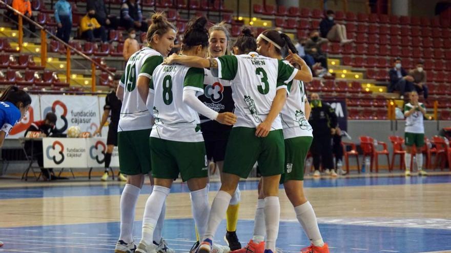 El Deportivo Córdoba enfoca el sueño del ascenso a Primera