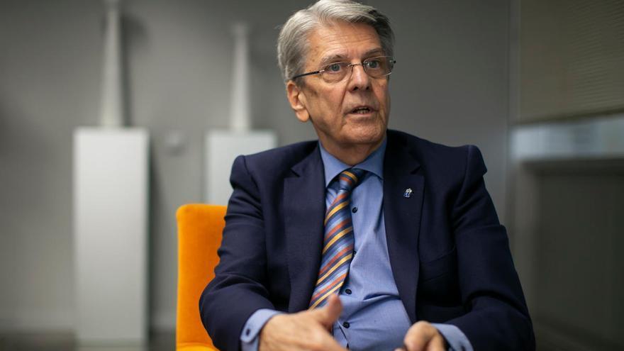 """Julio Pérez califica de """"xenófobas"""" las declaraciones de Onalia Bueno"""