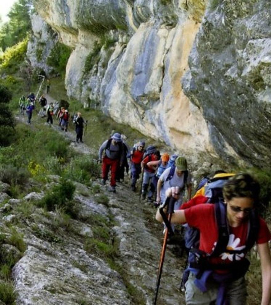 Ruta: Las Fuentes de la Sierra de Mariola