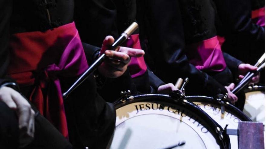 Suspendidos los conciertos de las bandas del Cautivo este Lunes Santo
