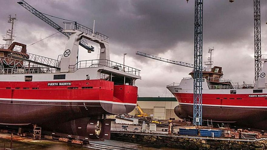 Grupo Iberconsa ya tiene dos efectivos nuevos en su flota