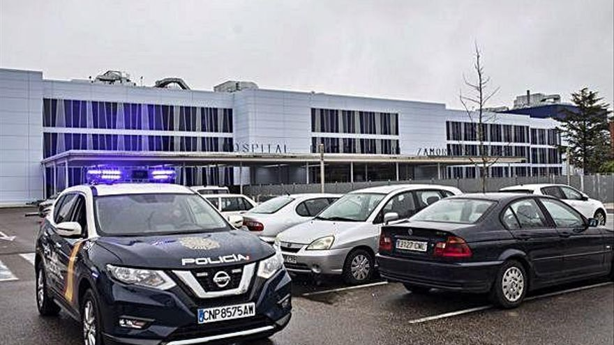 Sacyl destina la cuarta planta del Hospital Provincial de Zamora a los pacientes de coronavirus