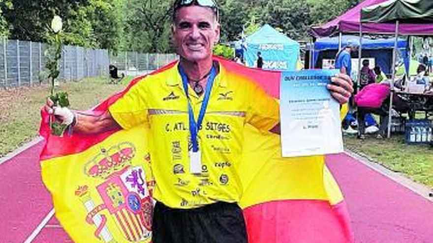 Burjassot cuenta con el líder mundial en la Liga de 100 km