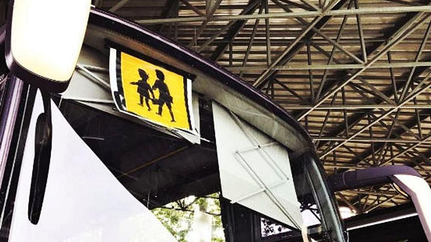 Las empresas de transporte escolar amenazan con parar en el inicio del curso