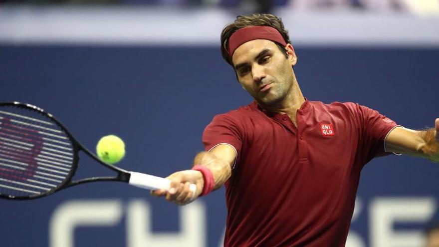 Federer cae en octavos de final del US Open contra el número 55 del mundo