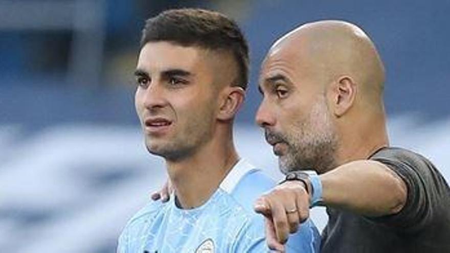 """Mendieta sobre Ferran: """"Entiendo que si te llama el City de Guardiola, te tiente"""""""