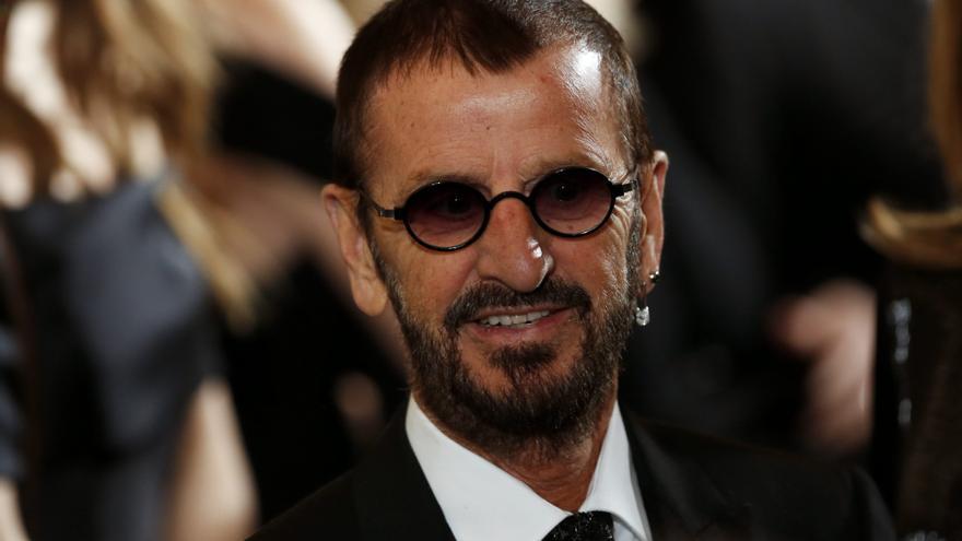 Vuelve la batería de The Beatles: Ringo Starr lanzará disco el 24 de septiembre