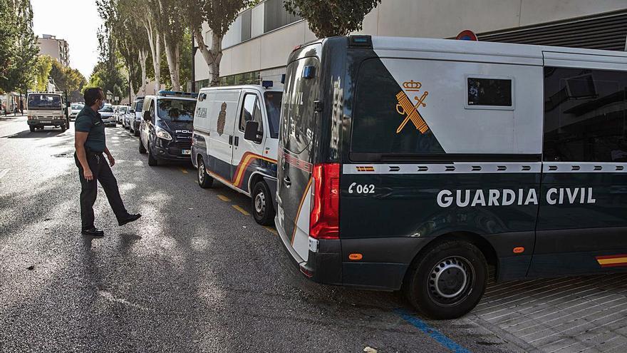 Ibiza registra la tasa de criminalidad más alta de Baleares