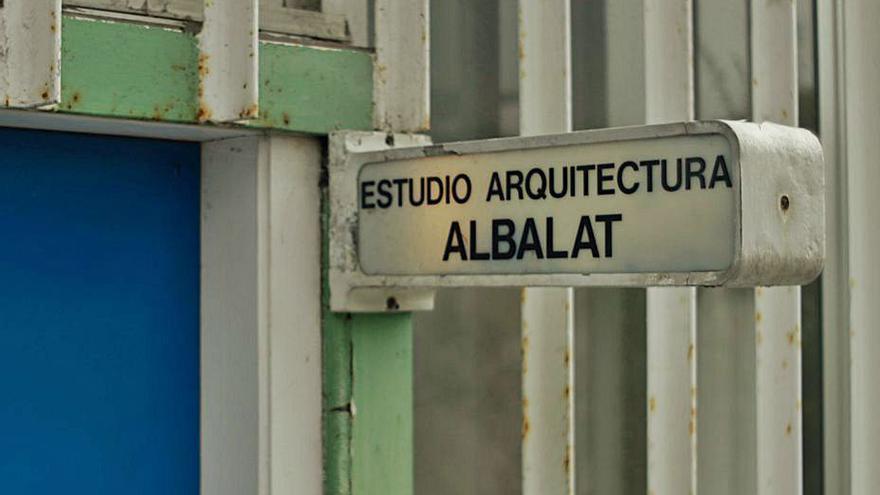 Tras la huella coruñesa de Fernández-Albalat