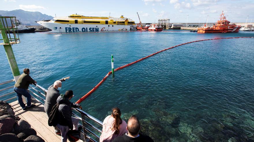 Salvar Agaete pide a Fred Olsen e instituciones canarias que informen sobre las actuaciones de restauración ambiental