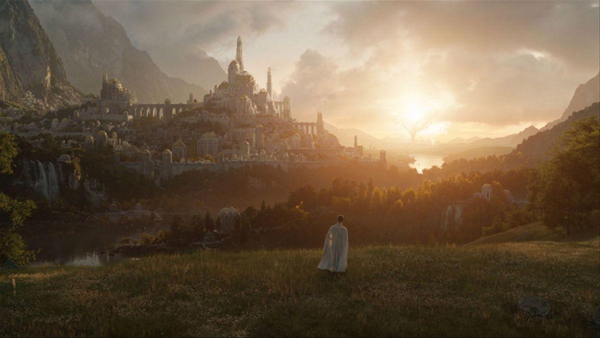 """Primera imatge de la sèrie """"El senyor dels anells"""" d'Amazon"""