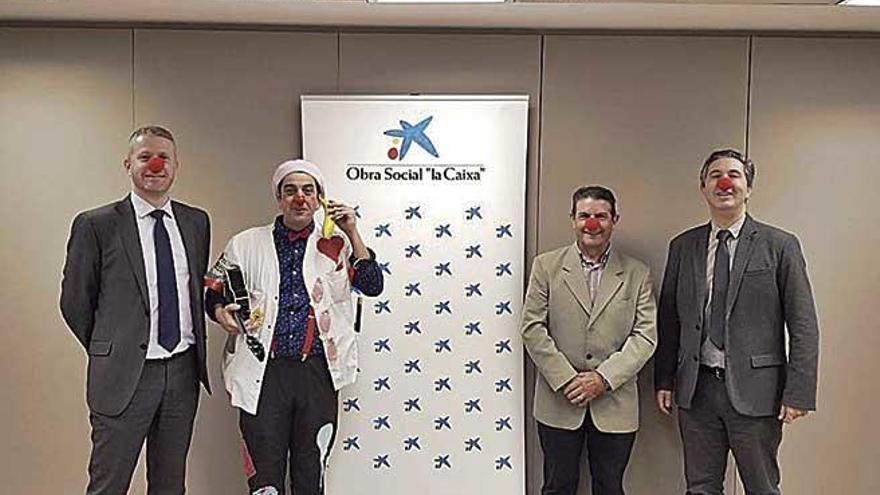 Campaña solidaria en los hospitales de Mallorca