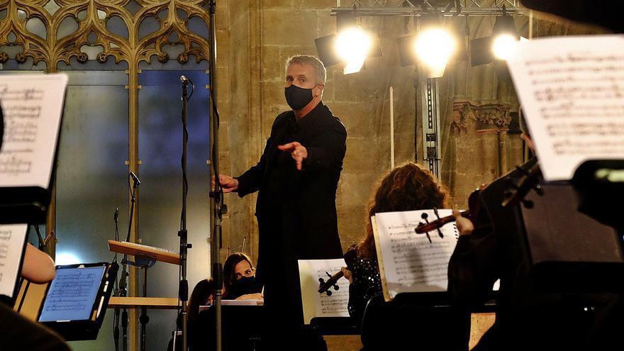 Liebreich rinde homenaje a José Iturbi en la Llotja