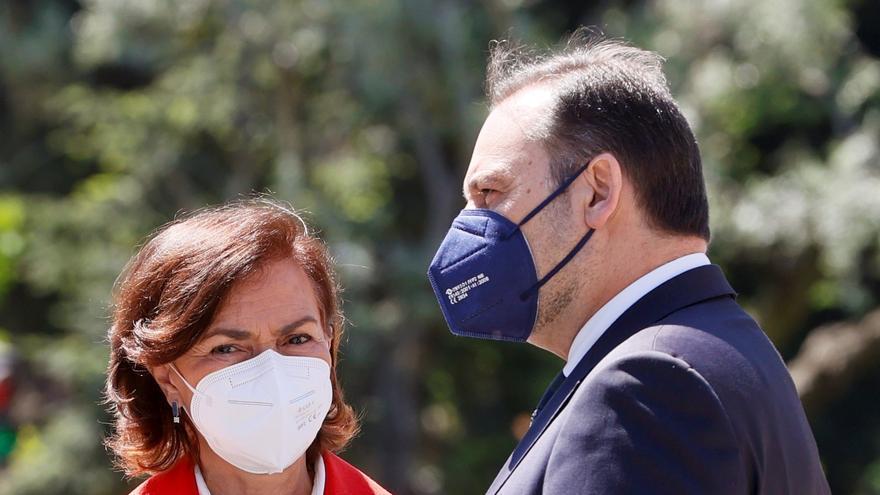 Varios ministros salientes se despiden con agradecimientos a Pedro Sánchez