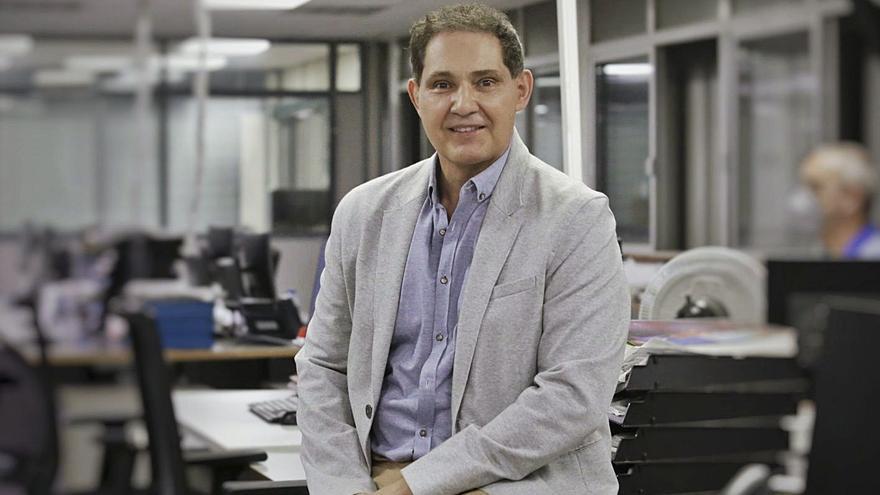 """Ismael Pérez: """"Es mucho más fácil evaluar un moratón que una secuela psicológica de años"""""""