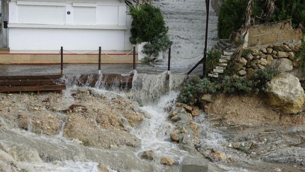 DANA en Mallorca: 28 incidentes provocados por las lluvias