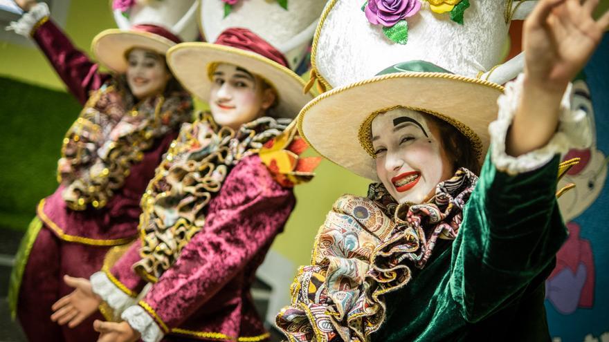 El Carnaval de los concursos regresa con más grupos que antes de la pandemia