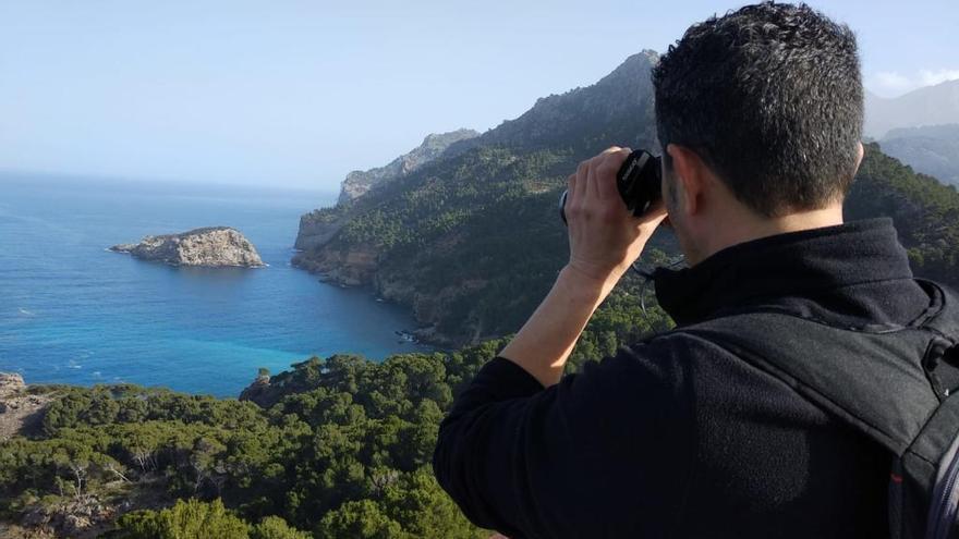 Retoman la búsqueda de David Cabrera, el barranquista desaparecido en Sóller
