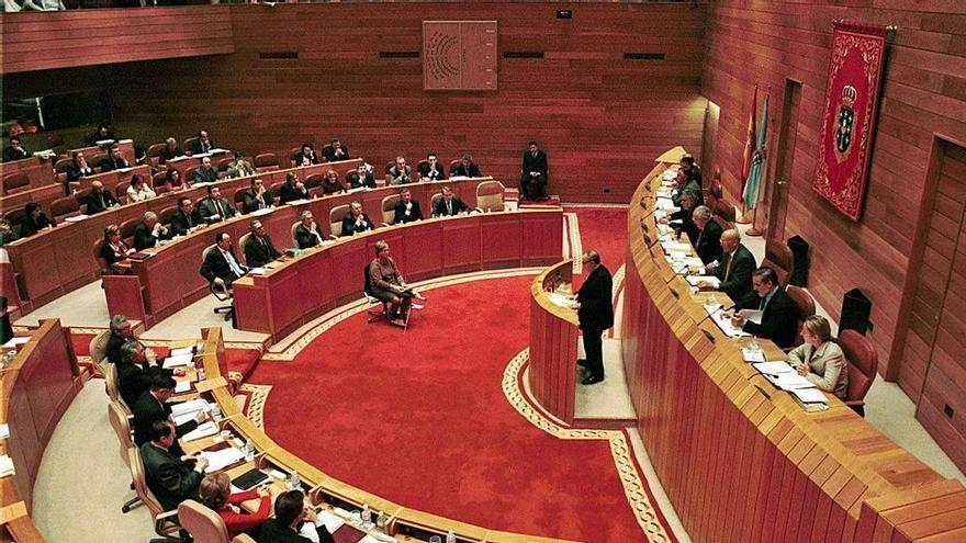 A longa viaxe cara á consolidación do parlamentarismo galego