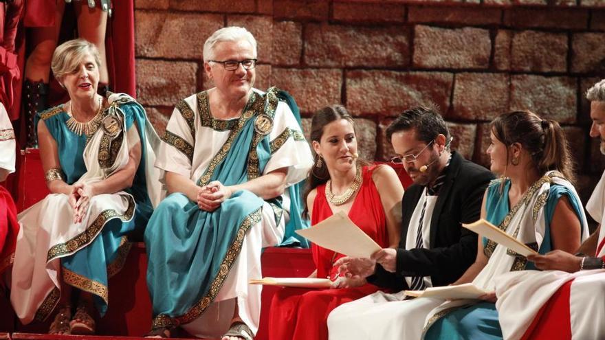 Sigue en directo la sesión del Senado de Carthagineses y Romanos