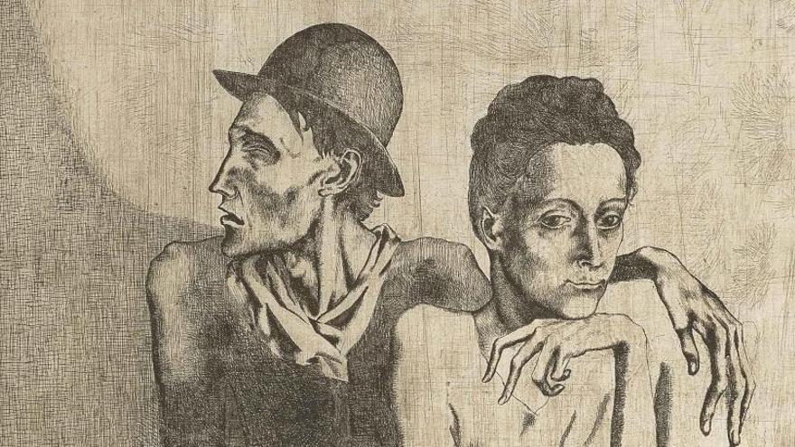 Nueva exposición de grabados de Picasso en el Museu Fundación Juan March