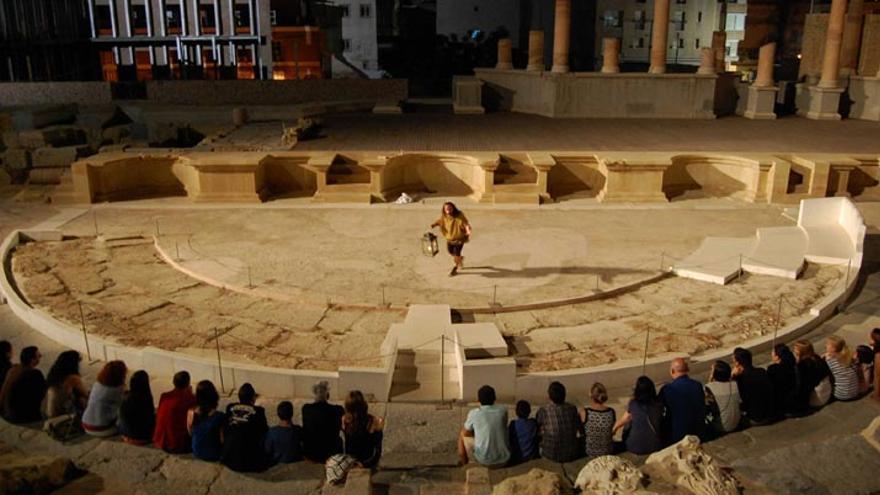 Qué hacer hoy en Murcia: un viaje a Cartago Nova de la mano de Vitruvio