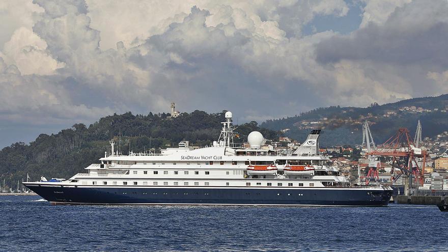 Ahora sí, los cruceros retornan a Vigo