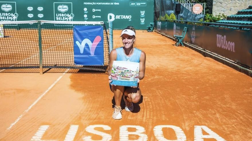 Irene Burillo se lleva el primer Open de Lisboa