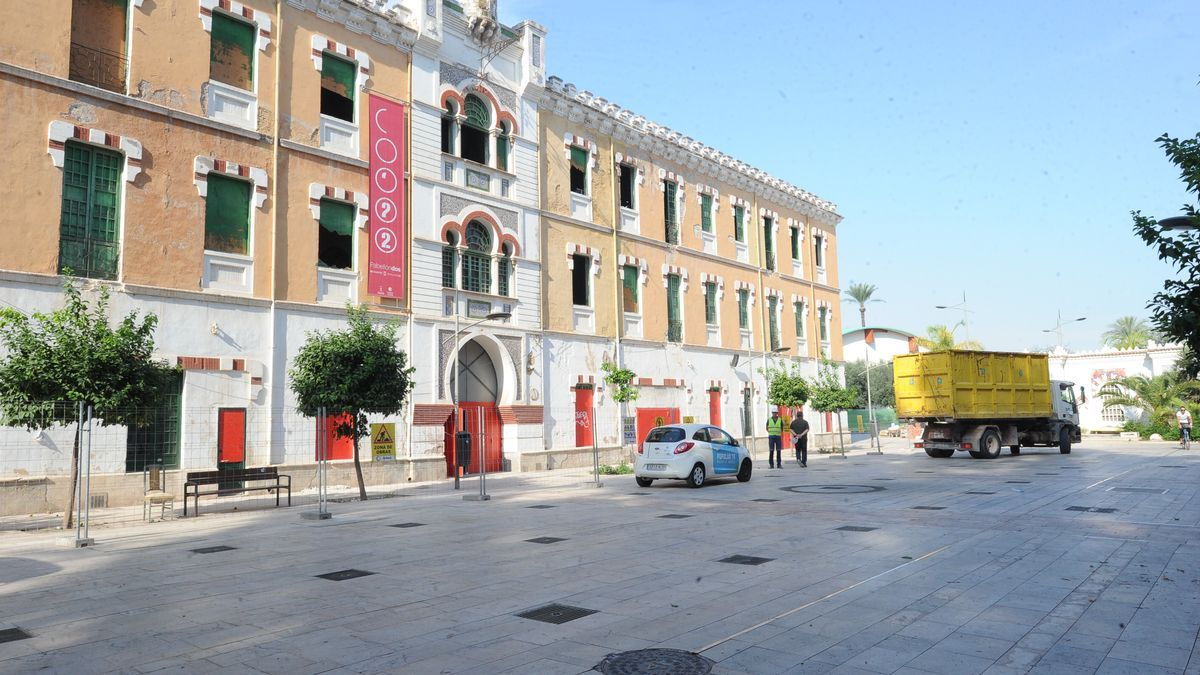 El Cuartel de Artillería de Murcia