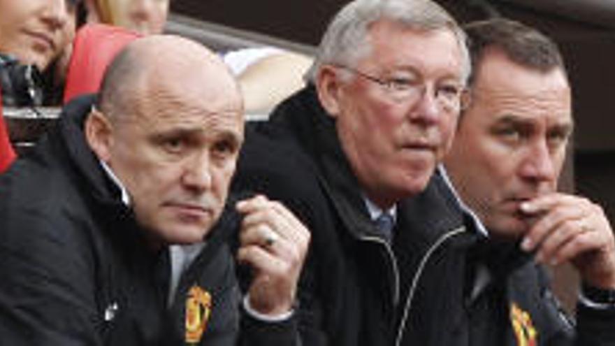 El United prepara la vuelta de Alex Ferguson