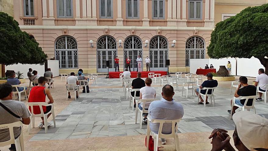 Xàtiva recibe 102.141 € del convenio agrícola del SEPE