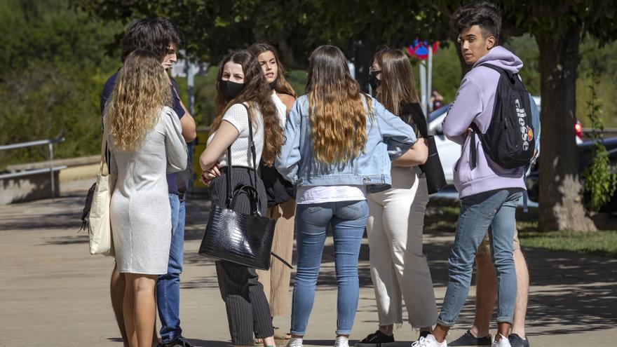 Más de 10.600 estudiantes de la UIB vuelven a clase el lunes