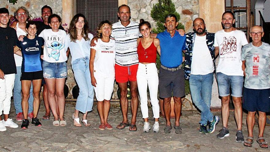 El Sporting Calvià rinde homenaje a Daniela García
