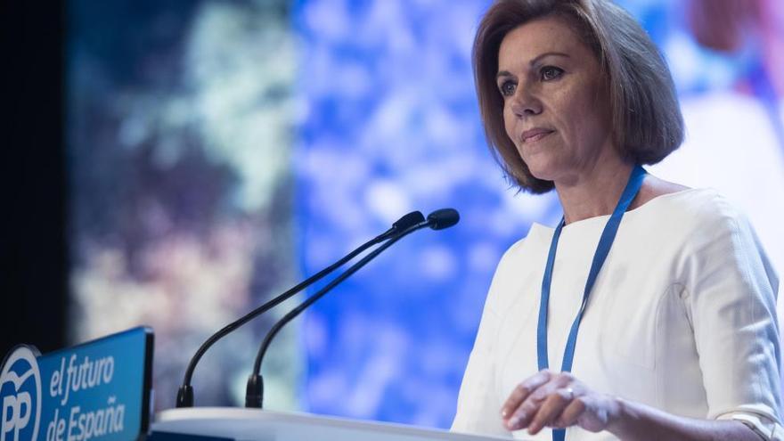 Cospedal deixa la Presidència del PP de Castella-la Manxa