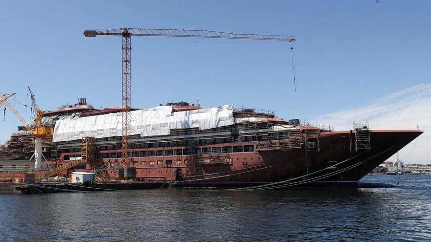 Barreras seleccionará proveedores a partir de octubre para los dos siguientes cruceros