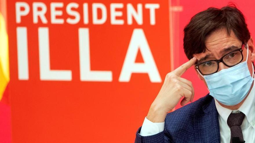 Illa ganaría las elecciones catalanas con casi 4 puntos de ventaja sobre ERC