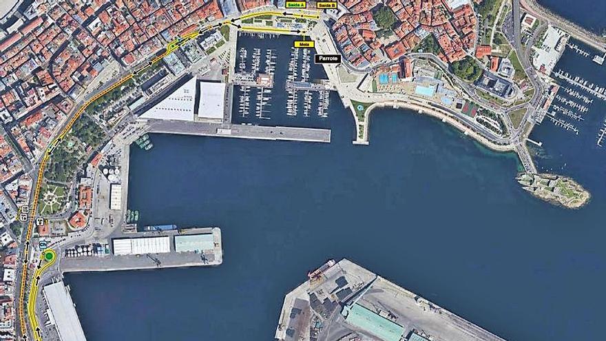 Cuenta atrás para la Coruña10, con nuevo circuito homologado