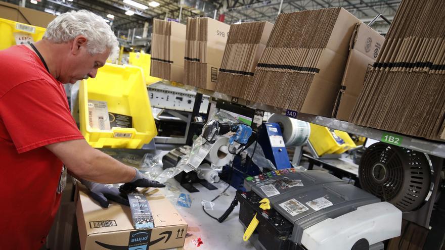 La planta de Amazon en Onda busca enfermeros de sanidad laboral