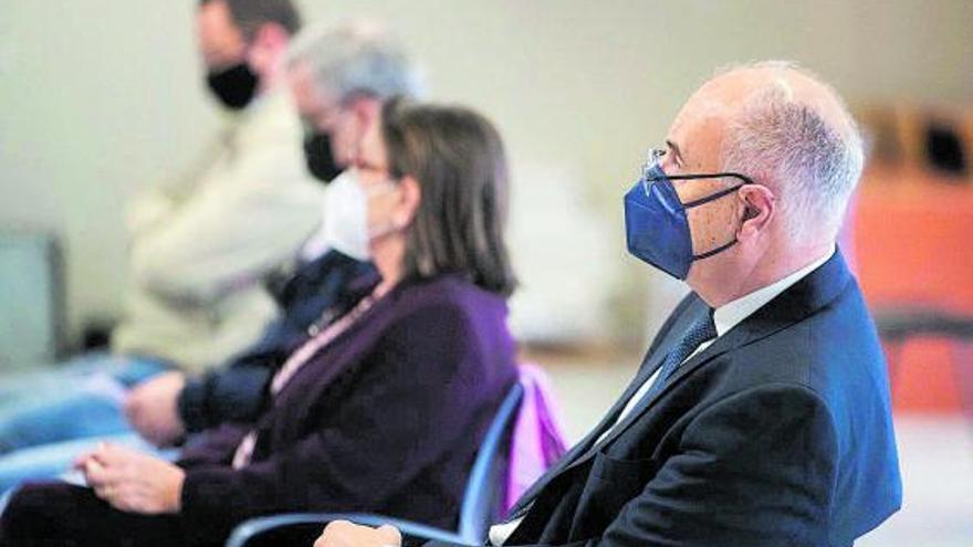 Un testigo admite los amaños de Tauroni con la Conselleria de Solidaridad que dirigía Blasco