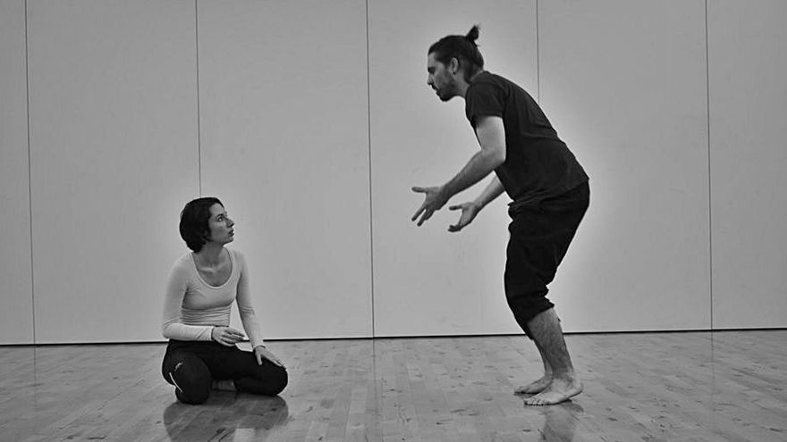 Un curso de teatro con la técnica de Michael Chéjov