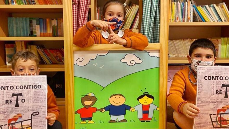 El colegio San Francisco inicia la campaña Reto en colaboración con Cáritas